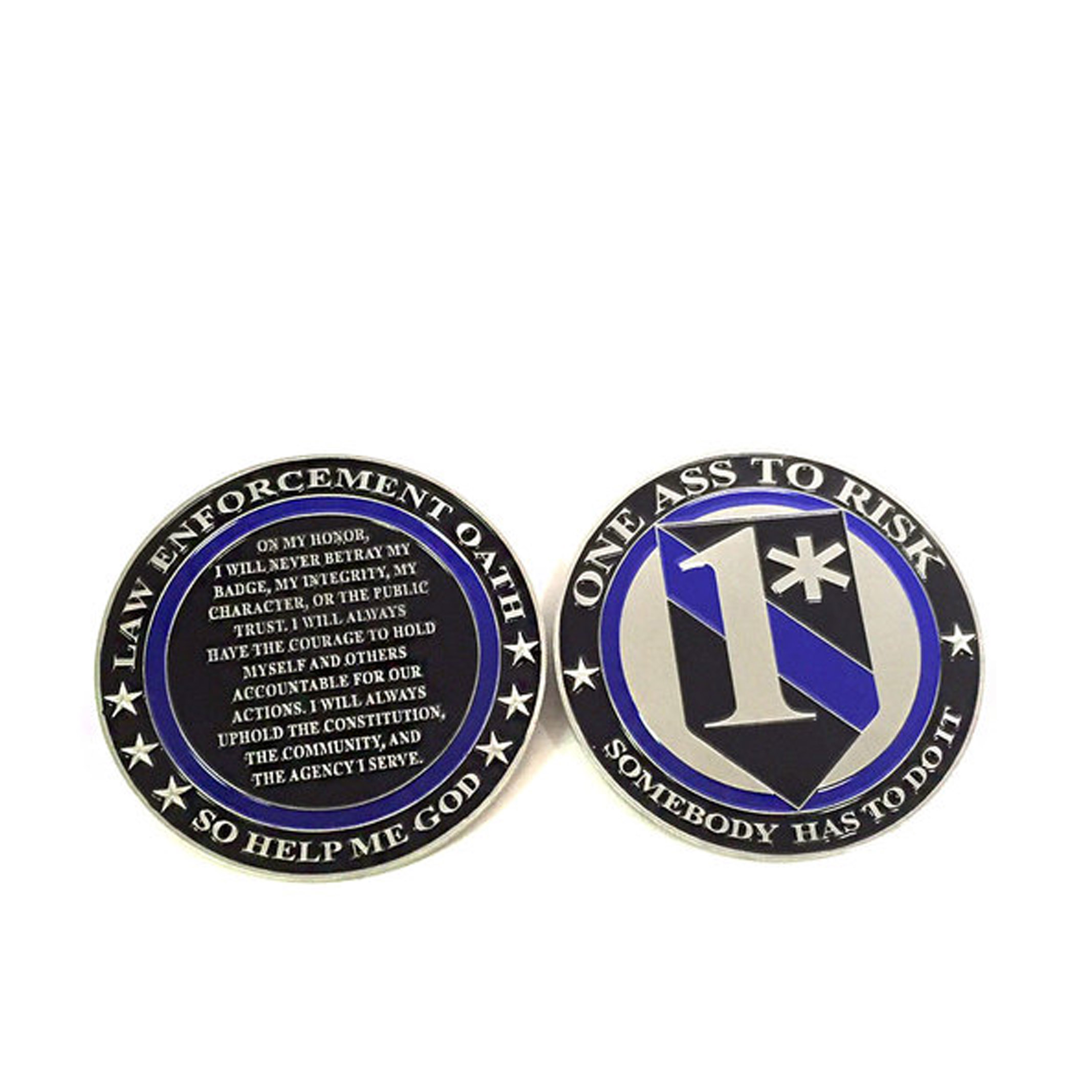 Police Coins