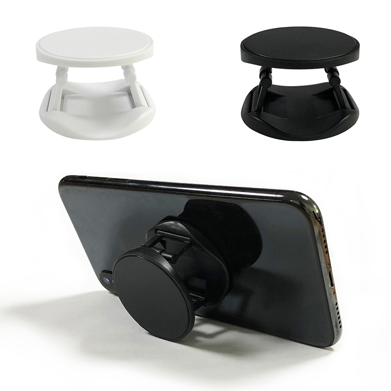 Universal Expanding Foldable Finger Ring Phone Holder Phone Socket Phone Stand Phone Bracket For Smartphone Tablets