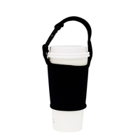 Neoprene Reusable Coffee Cup Sleeve