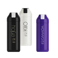 Crulser Stainless Steel Thermos Water Bottle