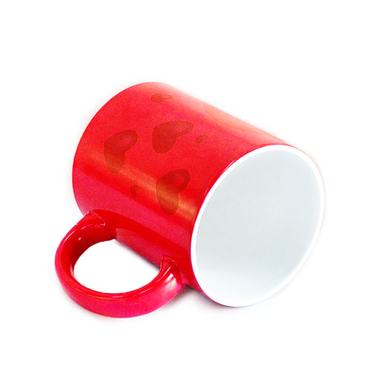 Color Changing Magic Mugs