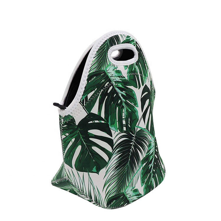 Neoprene Lunch Bag Insulated Picnic Thermal Tote Bag